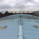 Steelseal Paint System Project, Slough