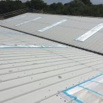 Tor Coating System on Industrial Units, Christchurch